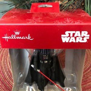 Hallmark Holiday - Hallmark Darth Vader Ornament